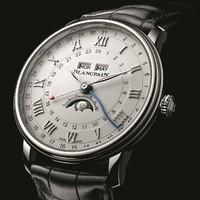 Vissza a... múltba: Blancpain Villeret Quantième Complet GMT