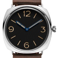 Stealth Wealth: Panerai Radiomir 3 Days Acciaio PAM721