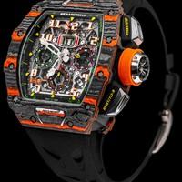 Óra a McLaren mellé – de nem ajándékba! Richard Mille RM 11-03 McLaren