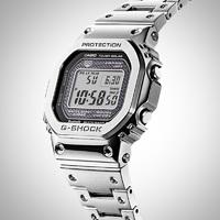 G-Shock 5000 széria acélból! Casio G-Shock GMW-B 5000 D-1 bemutató