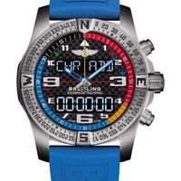 Breitling Exospace B55 Yachting: Okos-, Breitling- és hajós óra egyben!