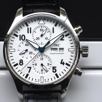 2018-as IWC újdonságok: IWC Pilot's Watch Chronograph