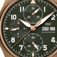 IWC Pilot's Watch 2019-es újdonságok II: Chronograph Spitfire bronz (!)