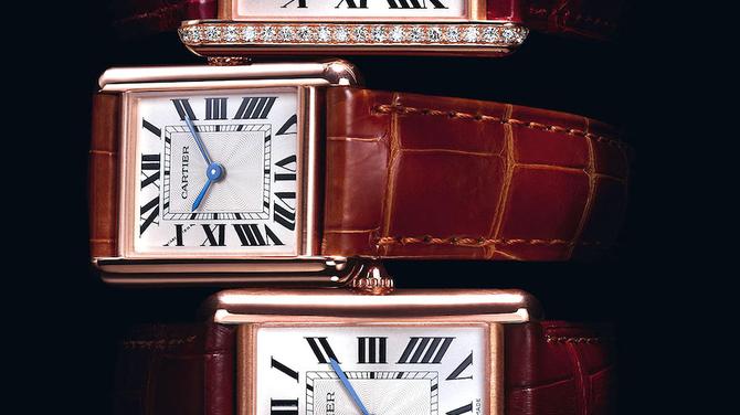 Íme a Cartier Tank, avagy egy nagybetűs Igazi Öltönyóra