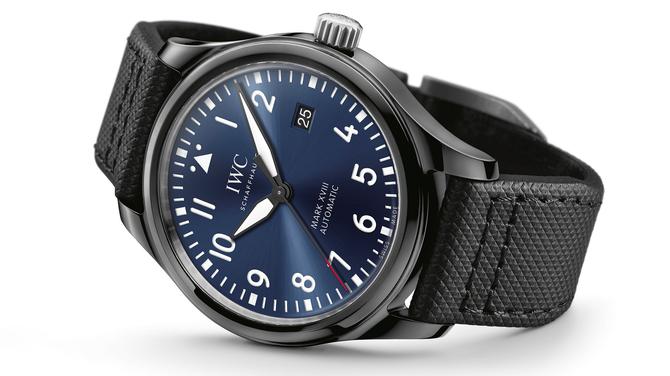 IWC Pilot's Watch Mark XVIII Edition 'Laureus'