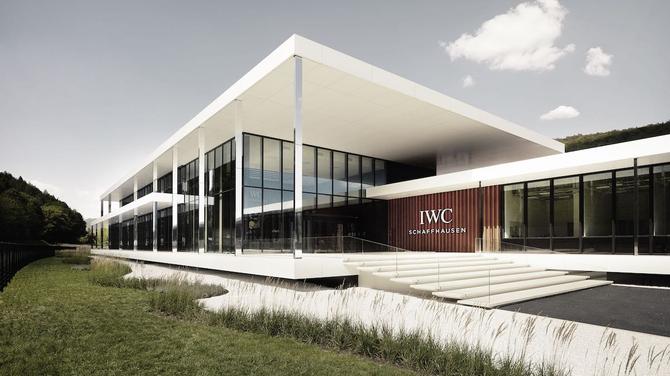Színfalak mögött: ez az IWC új manufaktúrája