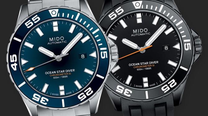 """Budget Búvár"" Mido Ocean Star Diver 600"