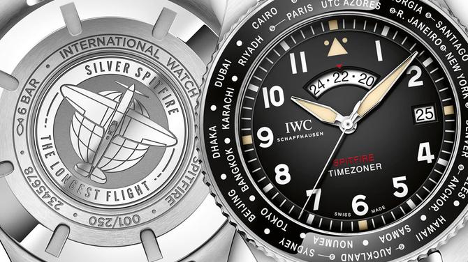 IWC Pilot's Watch 2019-es újdonságok III-IV: Timezoner & Tourbillon!