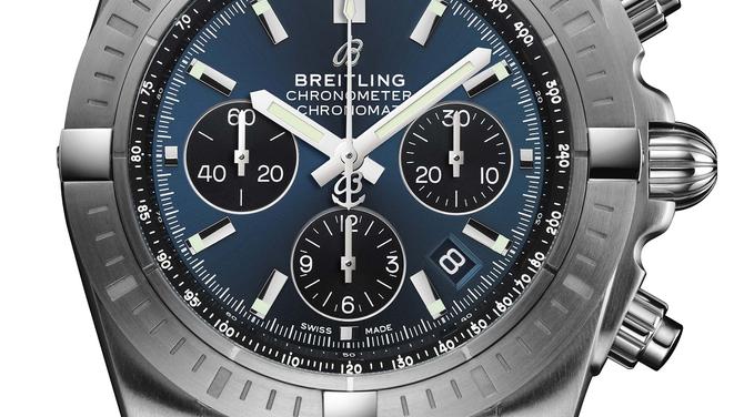 Breitling 2018-as újdonságok I.: Chronomat B01 Chronograph 44