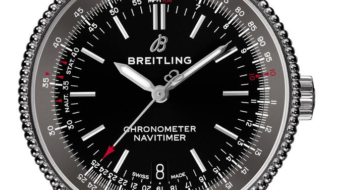 Breitling 2018-as újdonságok III.: Navitimer 1 Automatic 38