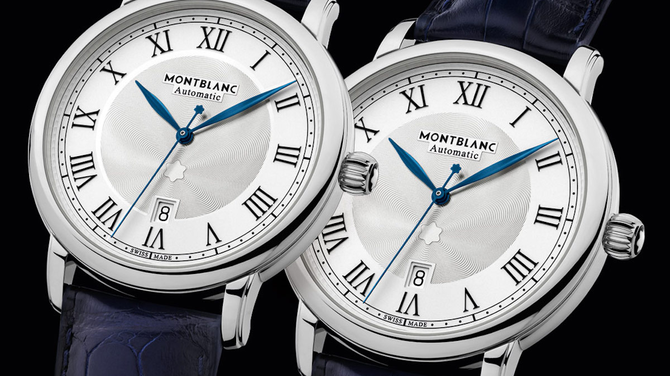 Montblanc Star Legacy Automatic Date és Full Calendar