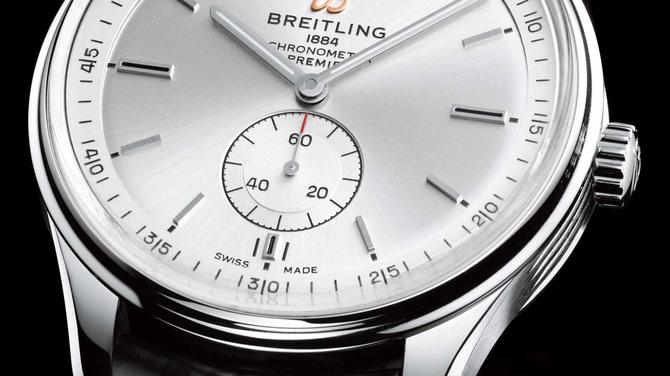 Régóta a legvisszafogottabb Breitlingek: Premier Automatic 40 és Premier Day-Date 40 (Igen, 40!)