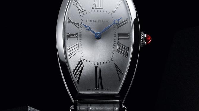 Elegancia időtlen időkig: Cartier Privé Tonneau
