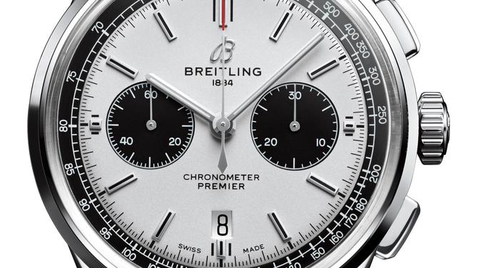 Vadonatúj Breitling Premier kollekció 2018/2019-re: Premier B01 Chronograph