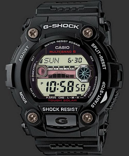 G-Shock tartósteszt - GW-7900-1ER - Óravilág 1953001439