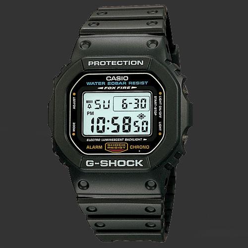 A DW5000-C és vele a G-Shock óriási siker lett b037c01c7b