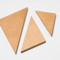 Három darabos tangram