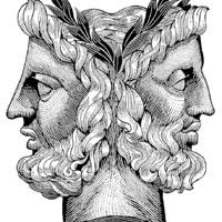 Janus, a kétszínű