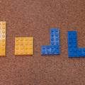 Legominó azonosságok