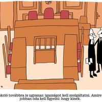 A büntetőbíráskodás függetlenségéről
