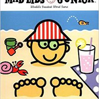 ^FB2^ Summer Fun Mad Libs Junior. program increase aprenden provides version