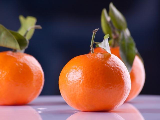 Mandarinos paleo torta