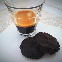 Duplacsokis-mogyorós keksz (glutén- és tejtermékmentes)