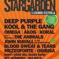 Stargarden - a legendák fesztiválja - má megin' magyar Woodstock