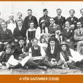 Képes múltidéző - vajszlói színjátszók