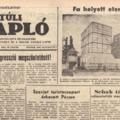 Megsárgult újságlapok: Zaláta és Vajszló felemeli szavát Amerika ellen (1958)