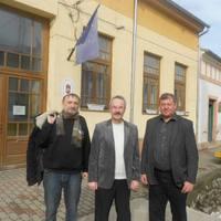 Udmurtföldről Vajszlóra - Vjacseszlav Ar-Szergi író