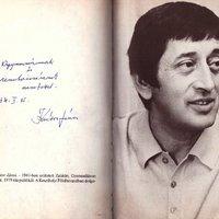 Hommage à Kántor János Kurszán (1941-2017)