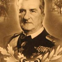 Czere Horváth János ünnepi megemlékezése vitéz Nagybányai Horthy Miklós 75. születésnapján tartott díszközgyűlésén
