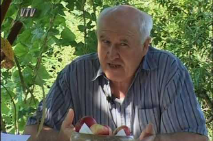 Dani Lajos portré (a Vajszló TV felvétele)
