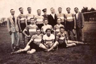 Képes múltidőző:  zalátai focisták -  Hekler Sanyi bácsi képei