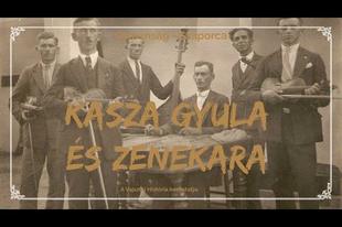 ORMÁNSÁGI HANGOK – Kasza Gyula szaporcai zenekara