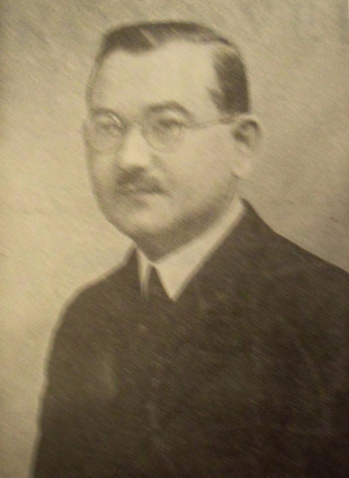 A képen Czere Horváth János, volt zalátai lelkész; <br />idézett verse a Könnyek c. kötetében található (Zaláta, 1936, kiadta a zalátai református egyház)
