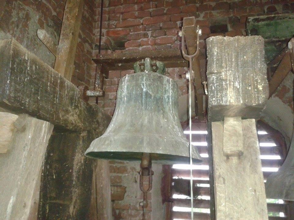 A zalátai templom tornyában két harang lakik:<br />Kisharang:<br />88 kg (57 cm), Weinbert Péter, Pécs. Felirata: Gegossen von Peter Weinbert in Finfkirchen 1812.