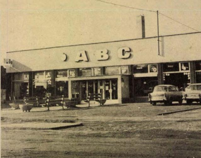 A bolt a hetvenes évek végén