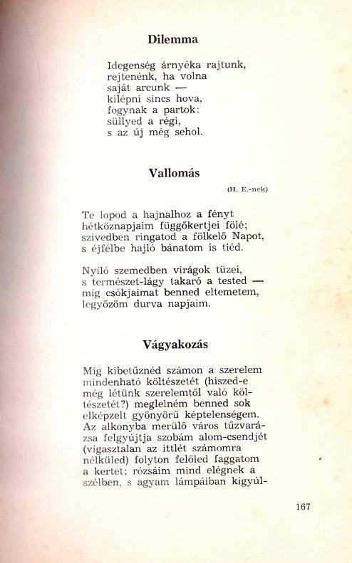 Versek a kötetből