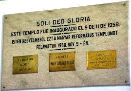 Dél-amerikai emléktábla