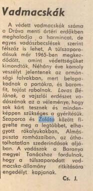 1980 Dunántúli Napló