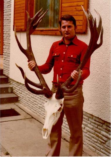 A vadászháznál