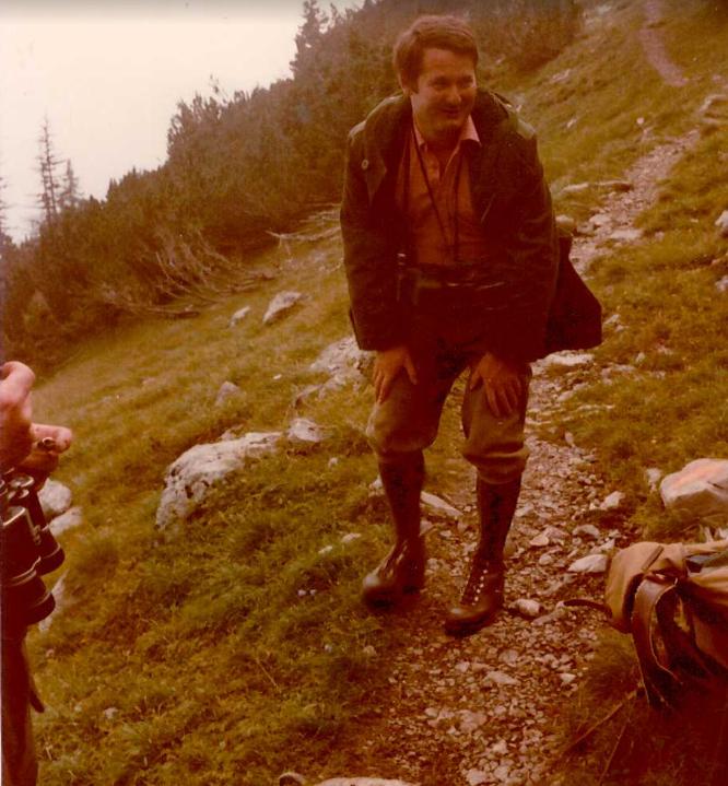 Tirol - öröm a zerge elejtésekor