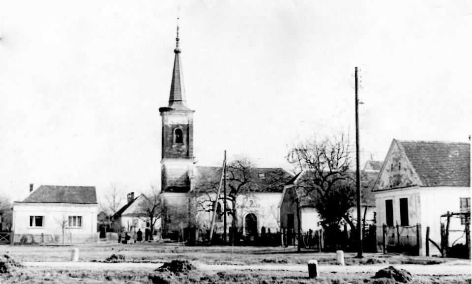 Az utolsó tapas templom volt az Ormánságban a kemsei