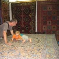 Boszniai szőnyegélmények III. - Sarajevo