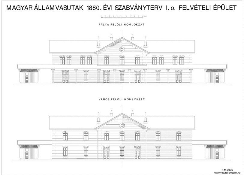 MÁV I. felvételi épület szabványterve, 1880 .jpg