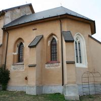 A tornai plébániatemplom középkori falképeinek restaurálása