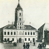 A régi pesti Városháza szobrairól