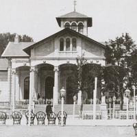 Ybl Miklós margitszigeti épületei